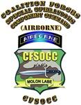 SOF -  CFSOCC