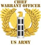 Army - Emblem - Warrant Officer CW3