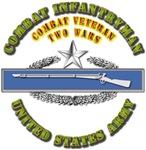 Army - CIB - 2nd Award