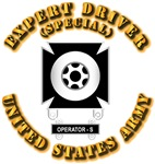 Army - Expert Driver - S