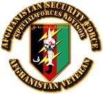 SOF - Afghan Security Force - Advisor