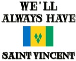 Flags of the World: Saint Vincent