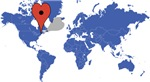 NewYork : Google Maps Favorite