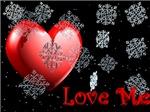 Christmas Heart Love Me