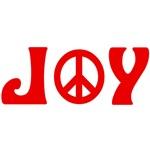 Joy Peace Sign