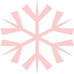 Pink Snow Flake