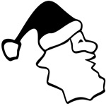 Groovy Santa