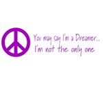 Imagine Peace Sign