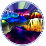 Too Cool 3D Mountains