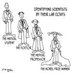 Scientist Cartoon 0779