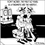 The 1st 30 Years as a Paramedic
