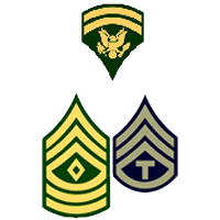 7th Army Ranks