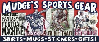 Mudge Studios Sports Gear