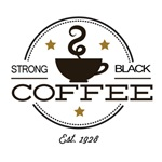 Strong Black Coffee