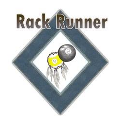 Billiards Dream Catcher, Rack Runner T-shirts