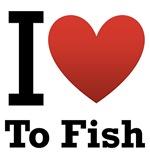 I <3 to Fish
