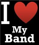 I Love My Band