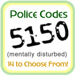 Police Codes