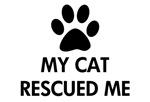 My Cat Rescued Me