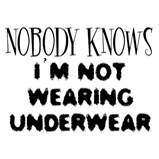 Nobody Knows..