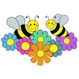 Bees & Flowers