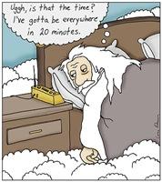 God Wakes Up