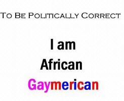 African gaymerican