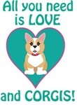 All we need is Love and Corgis