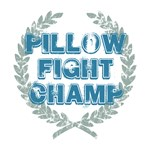 Pillow Fight Champion Green