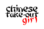 Chinese take-out girl