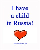 Child in Russia