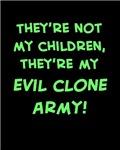 Evil clone army dad