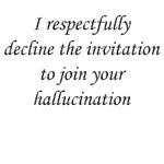 Respectfully decline
