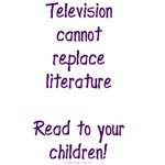 Books not telly