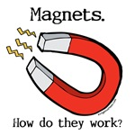 Magnets, how do they work