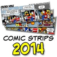 Comic Strips 2014