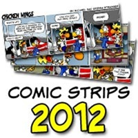 Comic Strips 2012