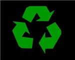RECYCLE T-SHIRT GREEN ENVIRONMENT RECYCLE MUG GIFT