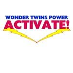 Wonder Twins Maternity