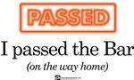 I passed the Bar