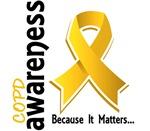 Awareness 5 COPD Tees & Merchandise