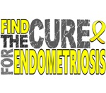 Find the Cure Endometriosis Tees and Merchandise