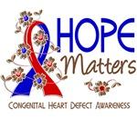 Hope Matters 3 CHD Apparel