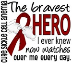 Bravest Hero Sickle Cell Anemia Gifts