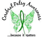Cerebral Palsy Butterfly 6.1
