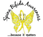 Butterfly 6.1 Spina Bifida Gifts