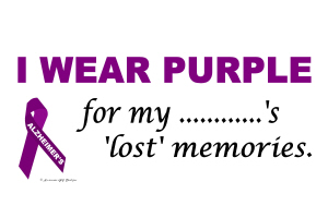 Purple For My ........'s Lost Memories