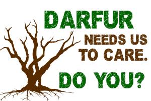 Darfur Needs Us To Care
