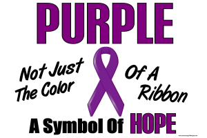 PURPLE Not Just A Color 3