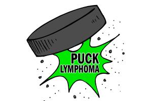 """Puck"" Lymphoma 1"